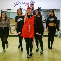 Burlesque Themed Dance Lesson