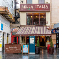 Bella Italia - London Cranbourn Street