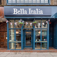 Bella Italia - Edinburgh Hanover Street