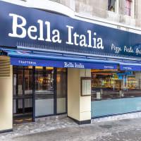 Bella Italia - London Queensway 55
