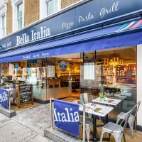 Bella Italia - London Queensway 108