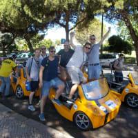 MTS Globe - GO CAR IN LISBON