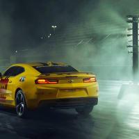 Chevrolet Camaro Drag Experience