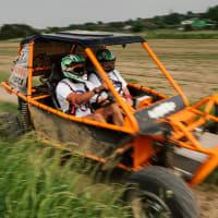 2 Seat Mud Buggy