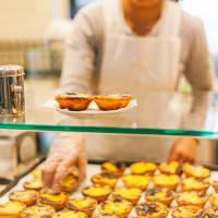 lisbon egg tart shop
