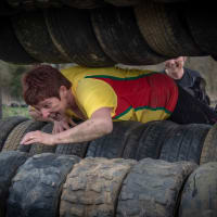 Muddy assault & Obstacle course