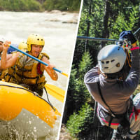 Multi Activity Day - Forest & Rafting