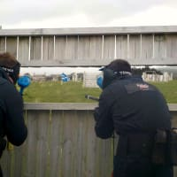 Paintball, Knife & Axe Throwing