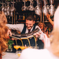 revolution bars cocktail masterclass