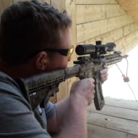 Air & Live Ammo Rifle Shooting