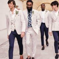 Moss Bros Wedding Suits Summer