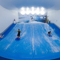 Indoor Surfing