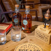 Whiskey Tour roe & co chillisauce