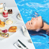 Afternoon Tea & Day Leisure Pass