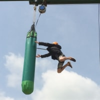 Leap Of Faith High Rope Challenge