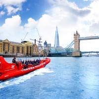 London's Ultimate Speedboat Experience