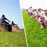 Mini Highland Games & Quads