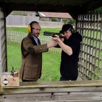 Clay Pigeon Shooting - 20 Clays