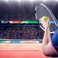 Sports matches STOCK tennis