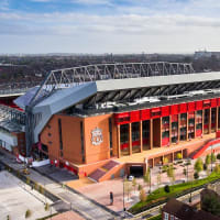 Liverpool Football Club Anfield Stadium