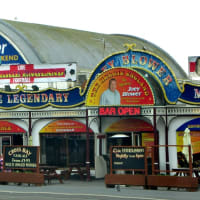 Merrie England Bar, Blackpool