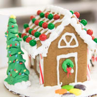 Virtual Gingerbread Creation