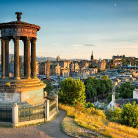 Calton Hill - Edinburgh: the Highlights