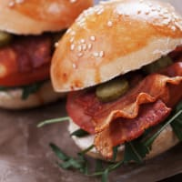 Bacon Sandwiches