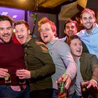Riga Bar Crawls stag group