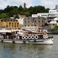 Tower Belle river boat cruise Bristol
