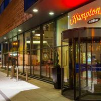 Hampton by Hilton - Liverpool City Centre - Twin room