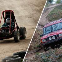 Dirt Buggies & 4x4 Driving