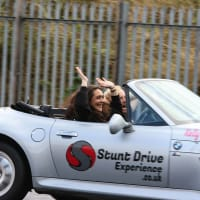 Silver Stunt Driving Experience