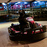 Indoor Go Karting - Open Timed Race