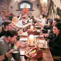 Medieval Banquet - 3 Courses