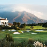 18 Holes & Shared Buggy at Finca Cortesin