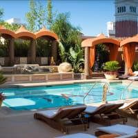 The venetian - outdoor pool