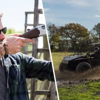 Rage Buggies & Clay Shooting