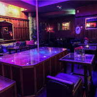 Barclay gentlemens club - dublin - interior 2