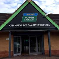 Power League Nottingham - Exterior front