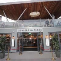 Juniper Place exterior and entrance