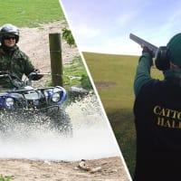 Clay Shooting & Quad Trek - 9 Mile