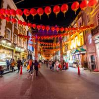 **editorial** China Town London