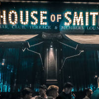 Guest List Entry House of Smith entrance