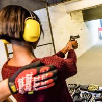 Pistol Shooting Package