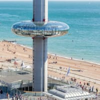 British Airways i360 - exterior