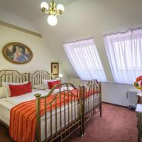 Hotel Mucha - Prague