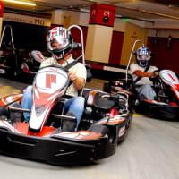 G1 Go Karting race