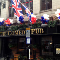 The Comedy Pub - Exterior