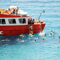 Boat Trip To Dragonera Island